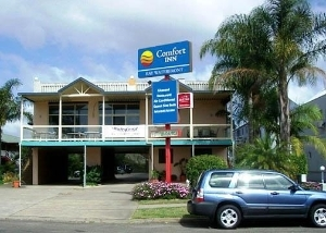Comfort Inn Bay Waterfront