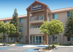 Comfort Inn And Suites Visalia