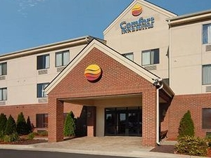 Comfort Inn and Suites Ann Arbor