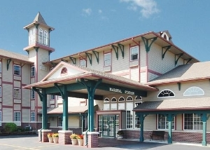 Comfort Inn Marshall Station