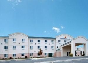 Comfort Inn and Suites Tahlequah