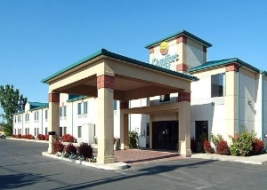 Comfort Inn Salt Lake City Draper