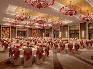 Crowne Plaza Hotel Maanshan