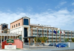 Courtyard by Marriott Rome Airport