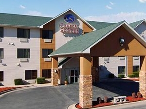 Comfort Suites Fort Worth