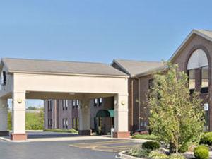 Days Inn Suites Louisville Airport SW