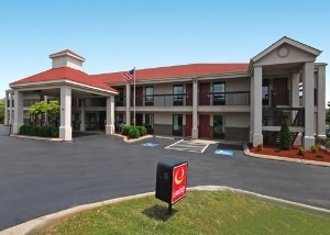 Econo Lodge Inn And Suites Mu