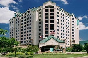 Embassy Suites DFW Airport North/Outdoor World