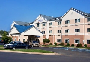 Fairfield Inn by Marriott Scranton