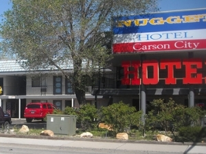 The Nugget Hotel In Carson Cit
