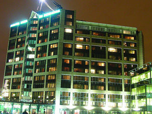 The Britannia International Hotel London