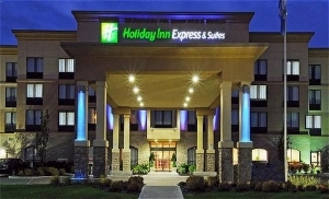 Holiday Express and Suites Bellevill