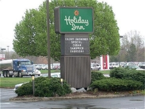Holiday Inn Salisbury Conference Center