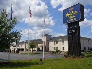 Holiday Inn Exp N Attleboro