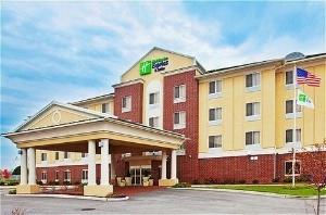 Holiday Inn Express Lansing