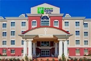 Holiday Inn Express Hotel & Suites BYRAM