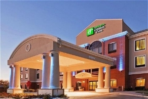Holiday Inn Exp Suites Guymon