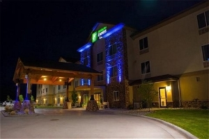 Holiday Inn Express Hotel & Suites Lander