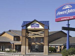 Howard Johnson Inn-Spearfish