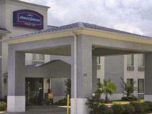Howard Johnson Express Inn, Iowa, LA