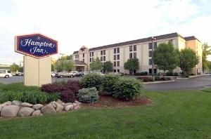 Hampton Inn Champaign Urbana