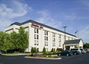Hampton Inn Clarksville In