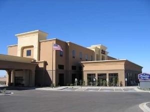 Hampton Inn And Suites Mountain Home