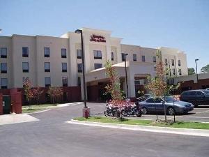 Hampton Inn and Suites Lawton