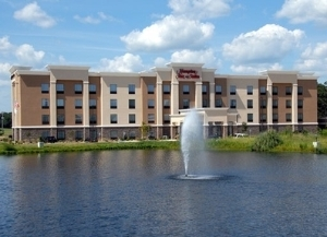 Hampton Inn and Suites Mt. Pleasant