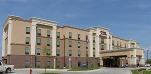 Hampton Inn & Suites Lincoln Northeast I-80