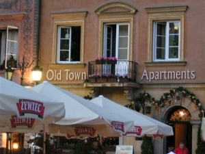 Old Town Apartments Warsaw