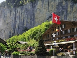 Hotel Schuetzen Lauterbrunnen