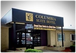 Columbia Suite Hotel