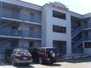 Aladdin Motor Inns