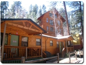 Upper Canyon Inn And Cabins