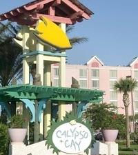 South Lake Buena Vista Suites at Calypso Cay Resort