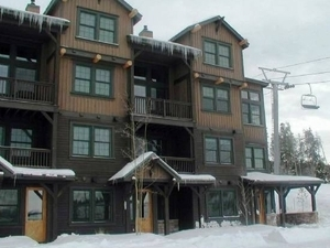 Kicking Horse Lodges By Alpine