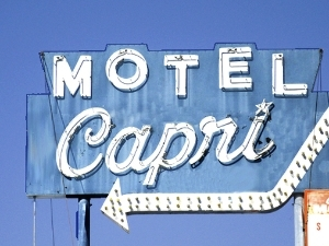 Capri Motel Hot Springs
