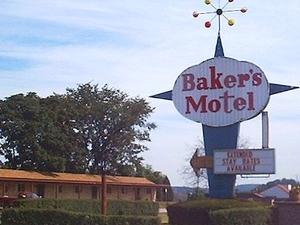 Bakers Motel Norwich