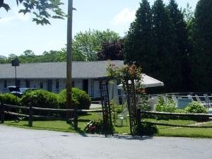The Blue Sky Motel Gettysburg