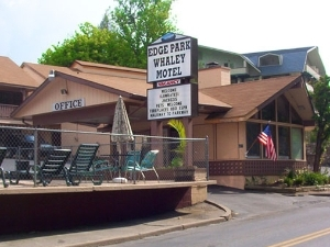 Edge Park Motel Gatlinburg