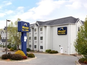 Microtel Inn and Suites Charlotte Concord/Kannapolis