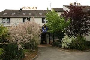 Kyriad Dijon Est Mirande