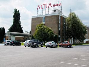Altia Hotel Lille Tourcoing
