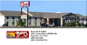 Bays Inn And Suites Baytown