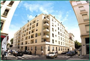 Appart City Lyon Part Dieu Garibaldi