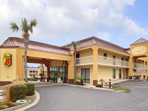 Super 8 Motel - Mobile Tillmans Corner Area