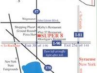 Super 8 Motel Liverpool Clay