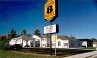 Super 8 Motel - Eagle River