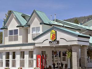 Super 8 Motel Merritt